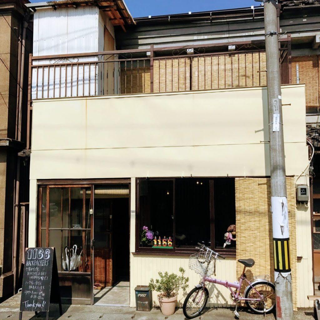 長野市のゲストハウス