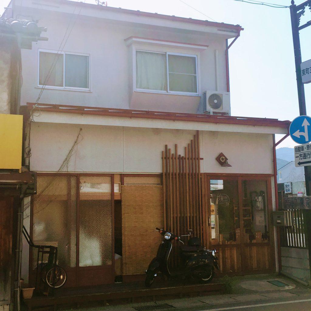 松本市のゲストハウス東屋