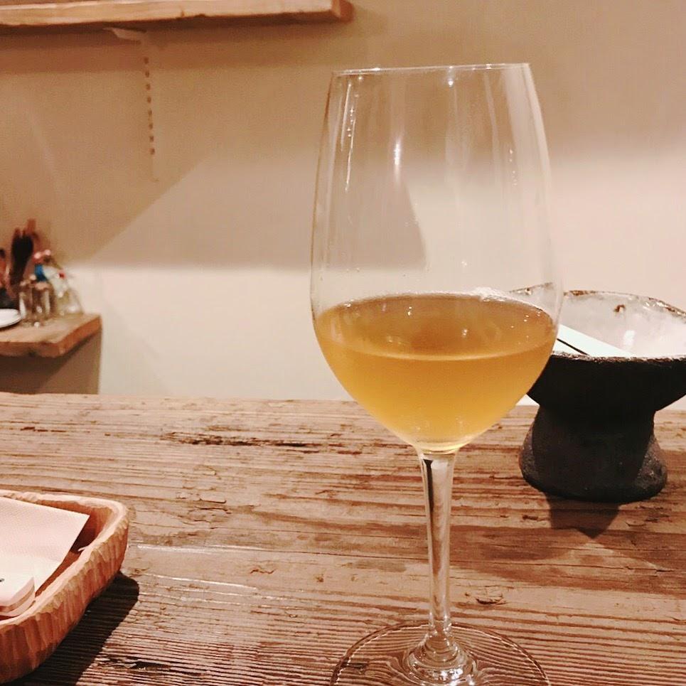 ワインバーpegのワイン