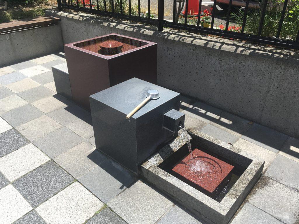 松本日の出の井戸