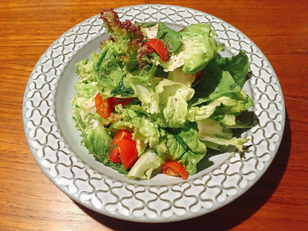 SASAKI SEEDSの野菜のサラダ
