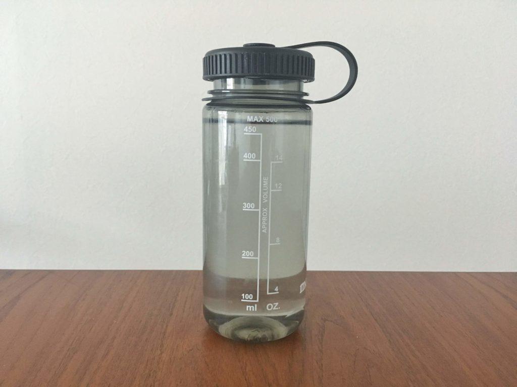 モンベルのボトル