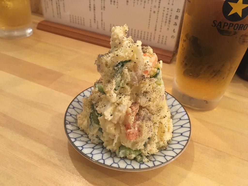 加賀家のポテトサラダ