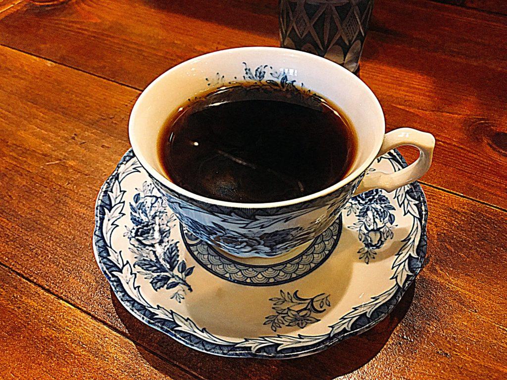 想雲堂のコーヒー