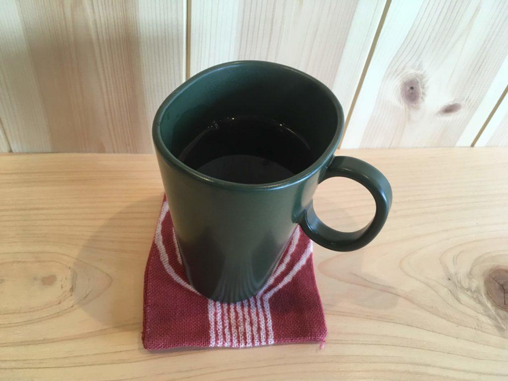 CAFE YUKI.RIのコーヒー