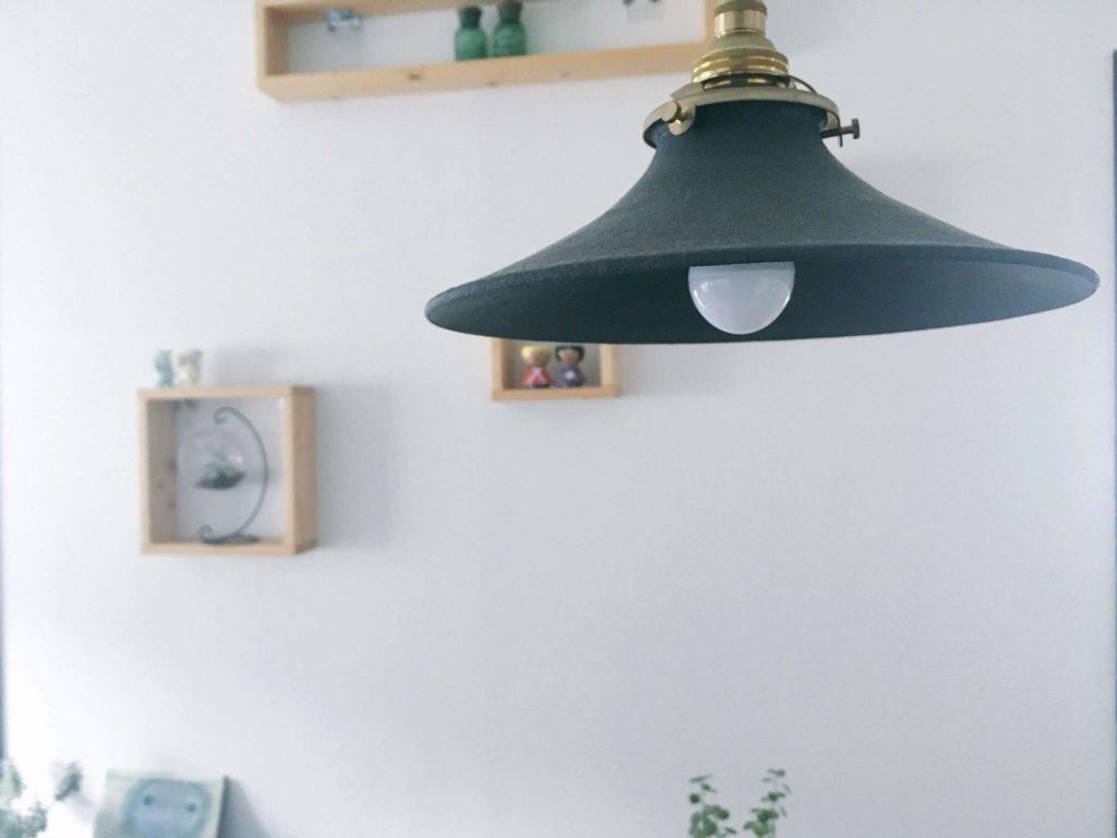 カタチ製作所のランプ