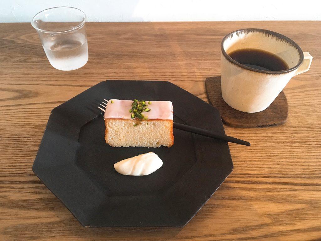 松本cafe chiiannのガトーウィークエンド