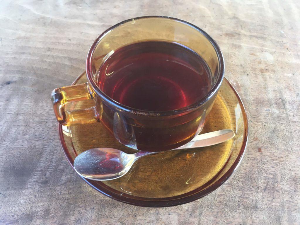 ヤマベボッサのコーヒー