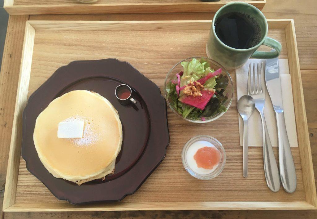 ma~ku cafe.のモーニングセット
