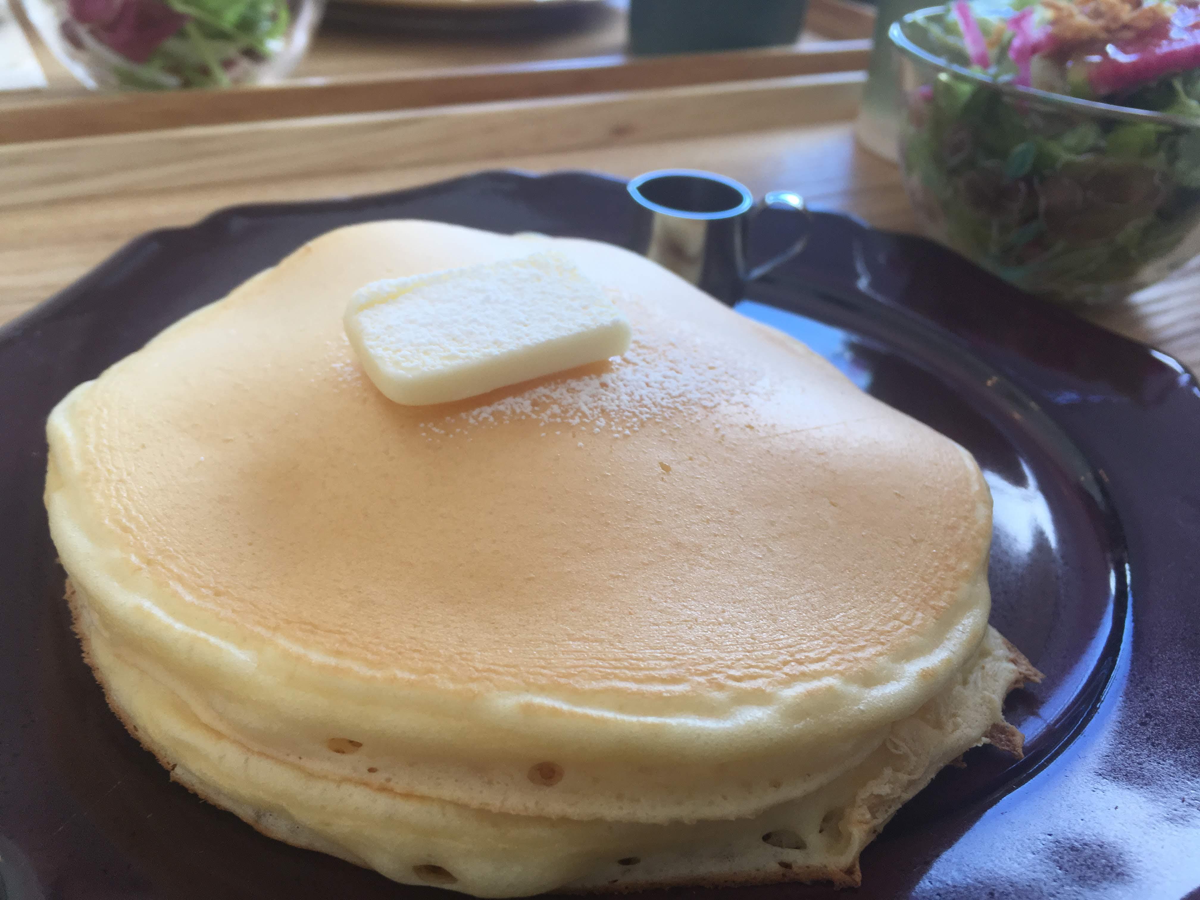 ma~ku cafe.のパンケーキ