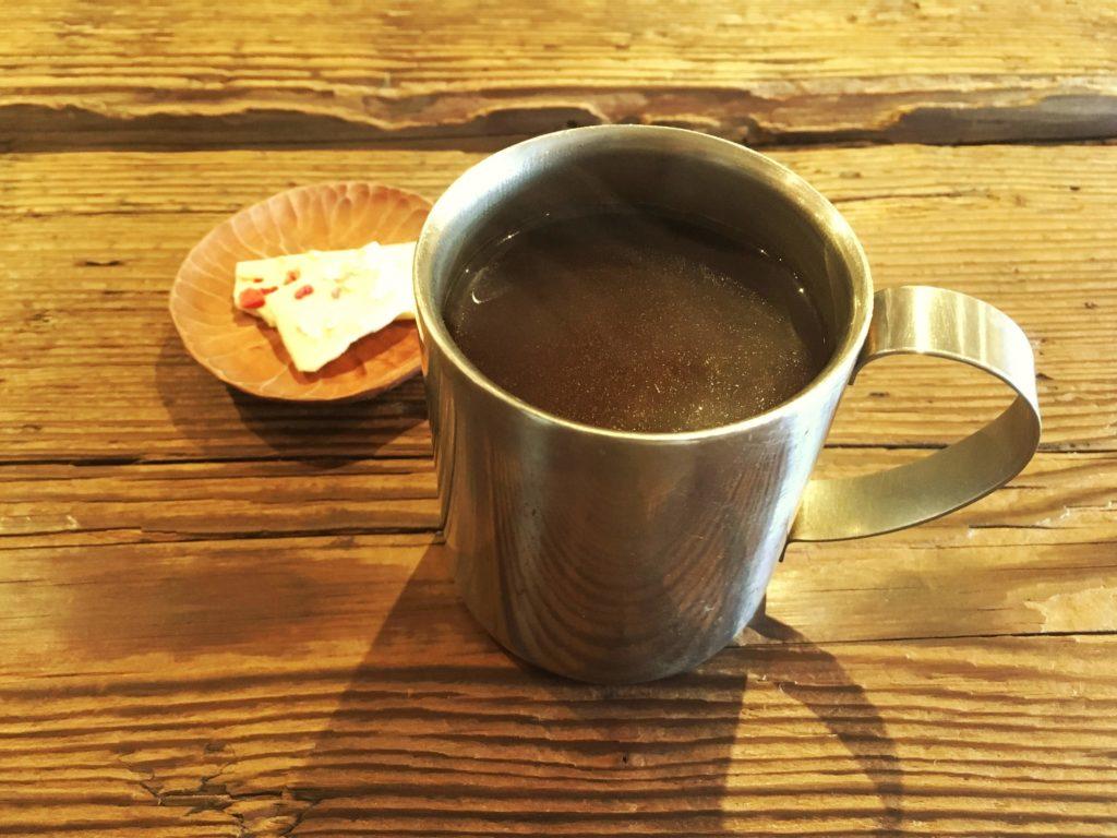 pegのコーヒー