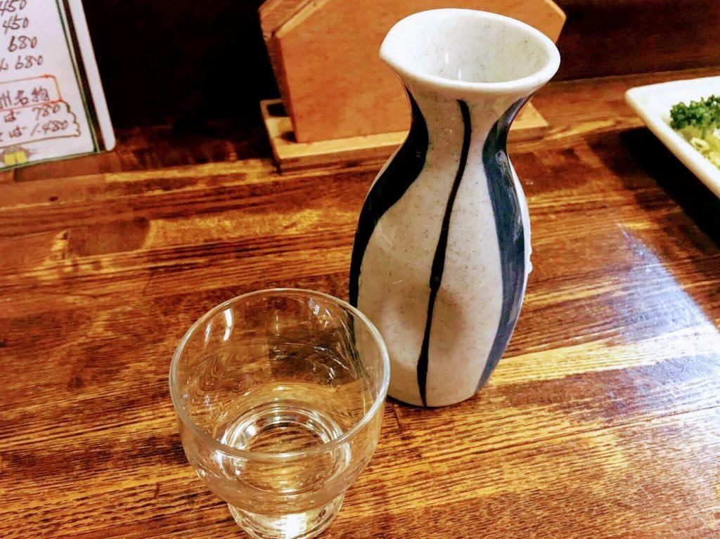 日本酒の飲み会